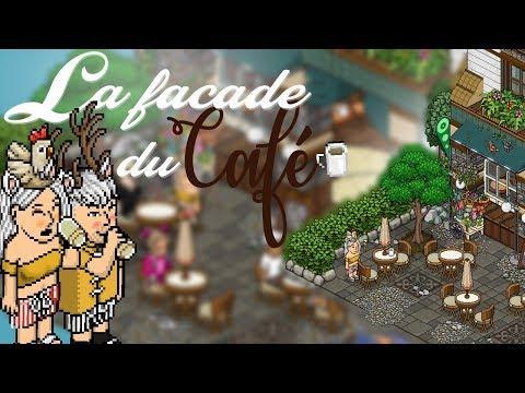 HABBOCITY - Façade d'un café ! ☕️ #27
