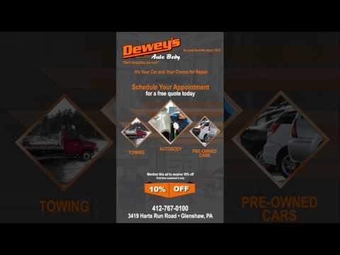 Dewey's Auto Body
