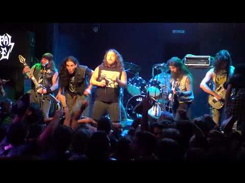 Municipal Waste - Live in Argentina (Full Set Pt 1)