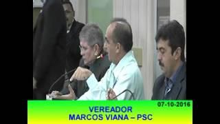 Pronunciamento Hilmar Sergio 07 10 16