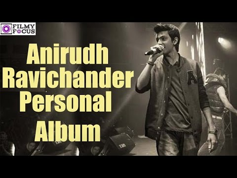 Music Director Anirudh Ravichander Personal Album