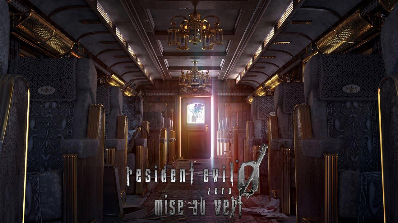 Resident Evil 0 Hd Remaster Green Is The Color Trophy Guide Revelations 1 Reg 3 Trophe Mise Au Vert