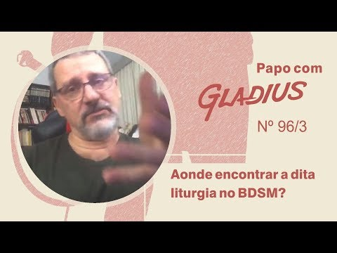 96/03 – Aonde está a dita liturgia no BDSM