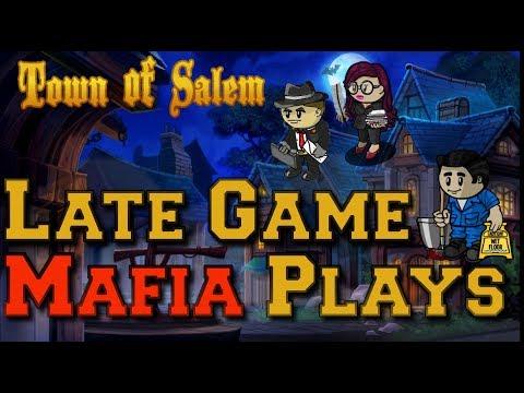 Mafia Late Game Plays | Town of Salem Coven Mafia Returns