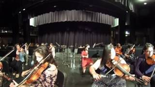 5.16.2017 Caprock Orchestra 2 360 VR