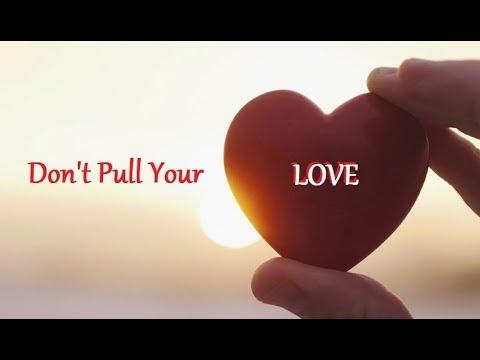 DON'T PULL YOUR LOVE / HAMILTON, JOE FRANK & REYNOLDS