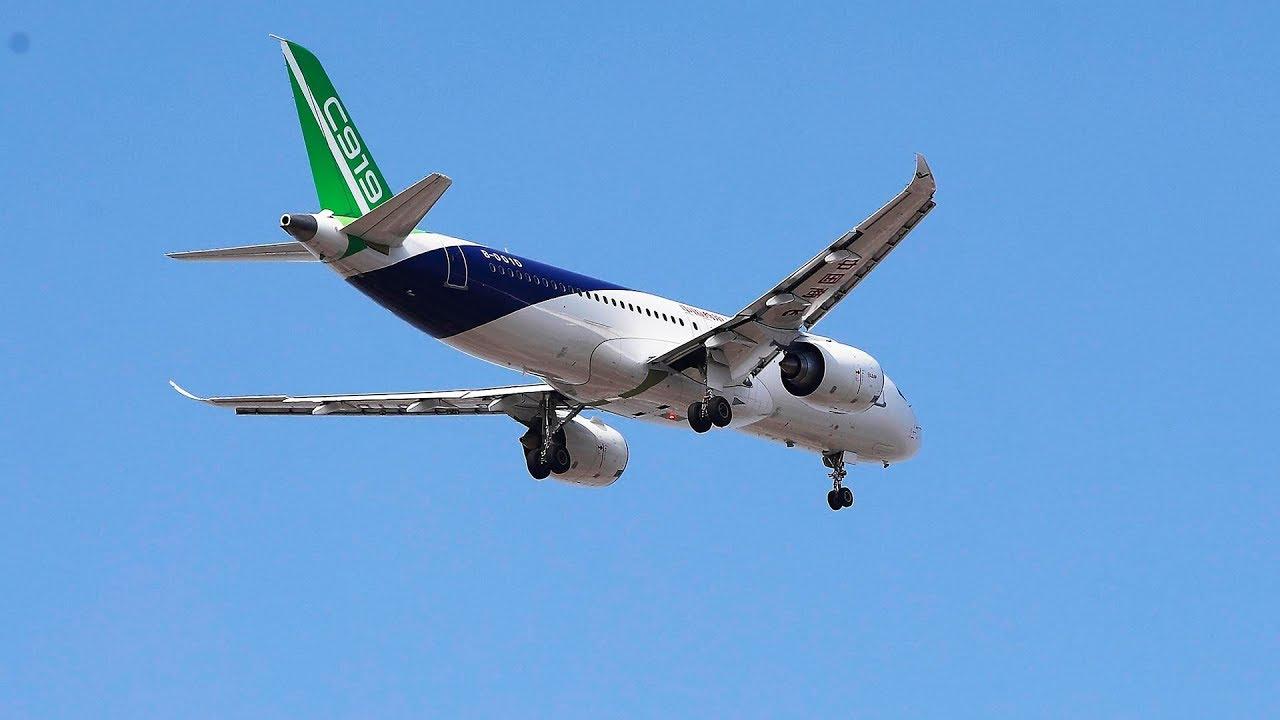 homegrown large passenger plane - 1280×720