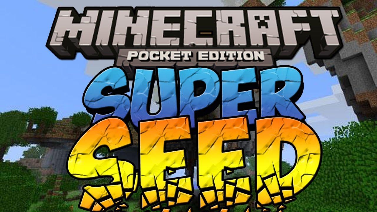 Minecraft pocket edition seeds - MCPE: Seeds - MCPE ...