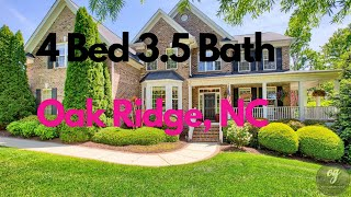 🔥Just Listed🔥6408 Peppermill Drive Oak Ridge NC