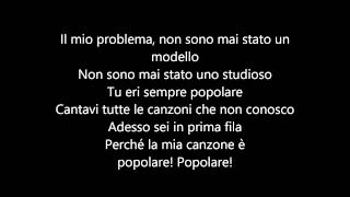 Popular song - Mika ft. Ariana Grande (traduzione)