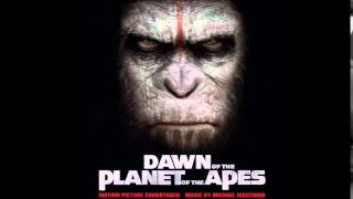 Dawn of The Planet of The Apes Soundtrack - 02. Look Who