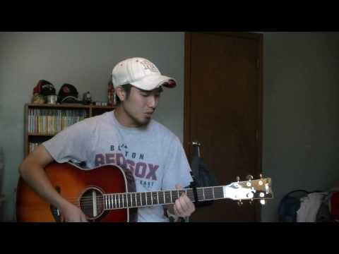 Brad Paisley - Water (Cover by Doug Chin)