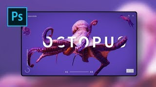 Octopus PC Concept Design  문어를…