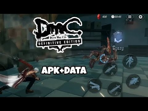 Download Game Devil May Cry For Android Apk+Data | How To Download Devil May Cry For Mobile