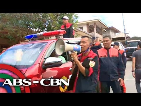 Disaster officials hirap