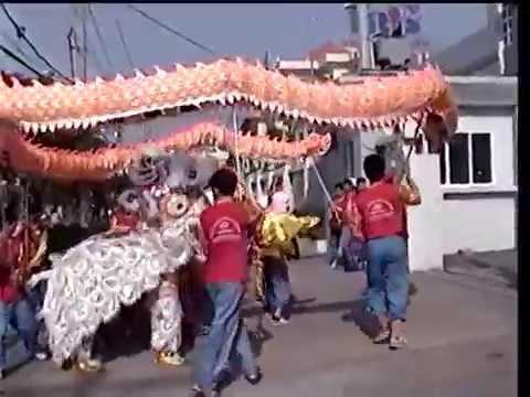 Đoàn Lân Phù Đổng quận 6 - Lể xuất quân biểu diễn mừng xuân 2014