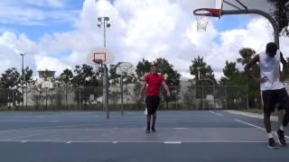 First 2 Hand Dunk Video