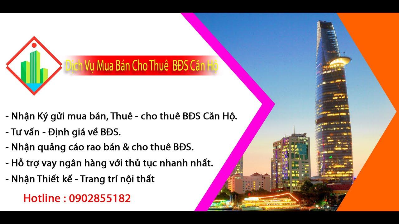 Dịch vụ cho thuê và mua bán căn hộ tại TPHCM