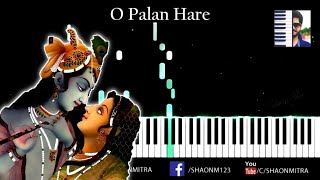 """o palan haare"" from ""lagaan"" piano version done by shaon. hope you like it. original song credits: name - o paalanhaare movie lagaan singer lata ma..."