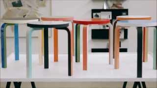 Modern Stools By Artek & Mike Meire
