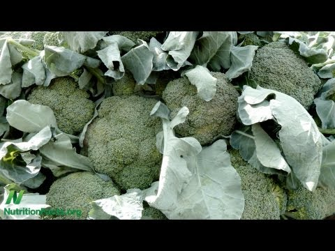 Raw Broccoli and Bladder Cancer Survival