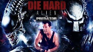 die hard alien vs predator teaser trailer