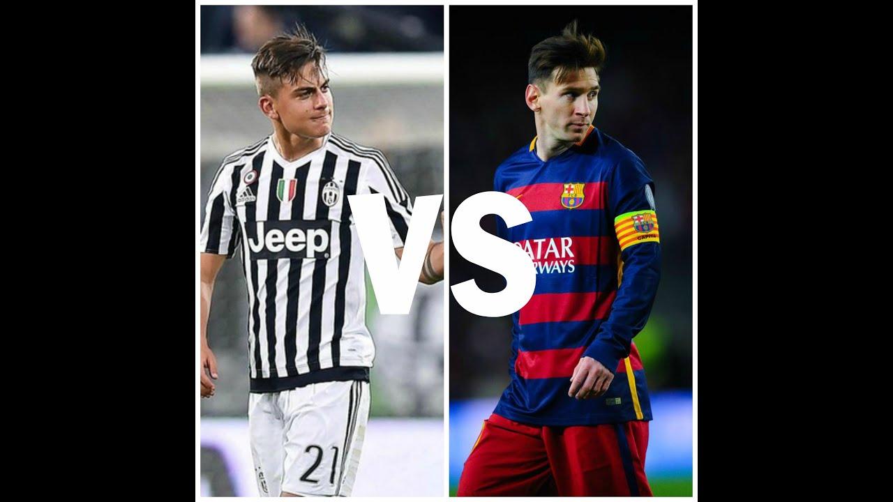 Dybala no quiere saber nada de Messi, No lo quiere