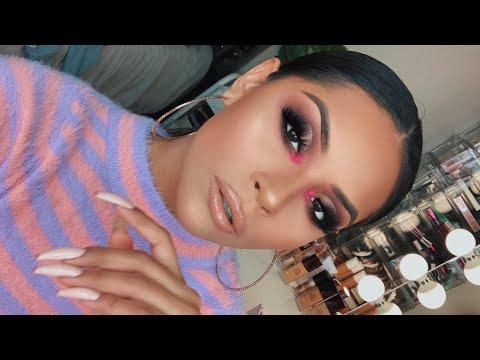 Drugstore V-Day Makeup Tutorial   Sarahy Delarosa