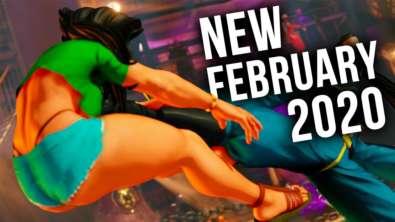 Top 10 NEW Games of February 2020