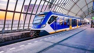 4K Cab Ride NL Hoorn Kersenboogerd - Schiphol - Hoofddorp / SPR 3367 / SNG / 23-02-2019