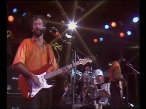 Eric Clapton - Cocaine Live in Montreux