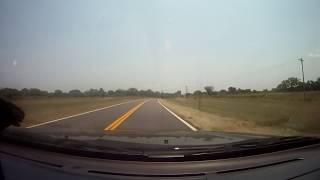 Ruta Nacional 12 (RN12) - Entre Puerto Iguazú e Corrientes - 8 de janeiro de 2012 - Parte 3 de 3