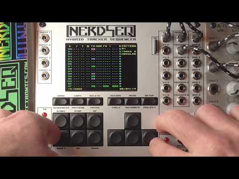 NerdSEQ Tutorial 2 - Quickstart