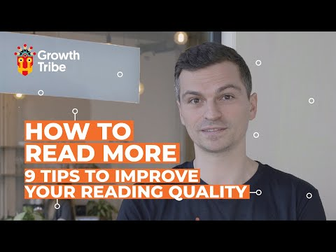 How To Read More   9 Tips To Improve Your Reading Quality