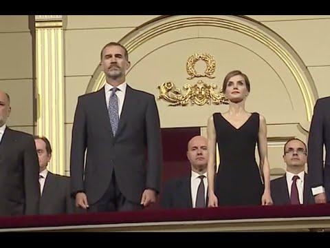 As� celebr� La Reina LETIZIA su 44 cumpleanos