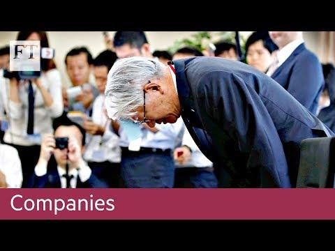 Kobe Steel's falsified inspection data | Companies