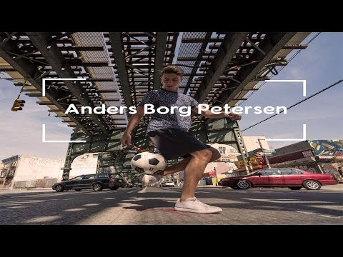 BEST OF ANDERS BORG PETERSEN | PERFECT STYLE | FREESTYLE FOOTBALL COMPILATION