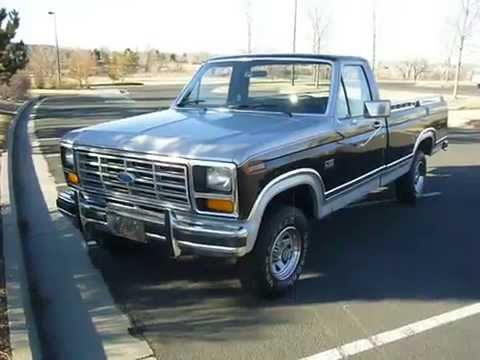 1982 Ford F150 One Of A Kind All Original Youtube