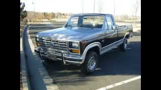 Video 1982 Ford f150 one of a kind all original download MP3, 3GP, MP4, WEBM, AVI, FLV September 2018