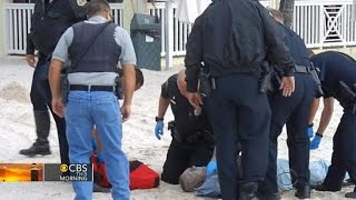 New evidence related to man's death raises questions about Florida police conduct