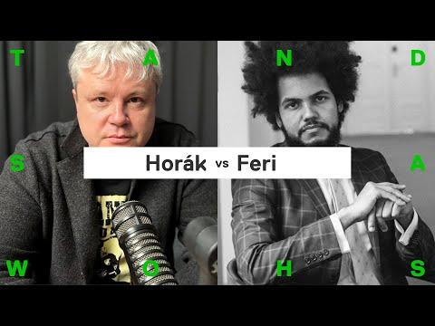 Dominik Feri byl vzor, ale začal mít frňák nahoru, vlna pokrytectví mě šokovala (komentář J. Horáka)