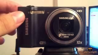 samsung WB30F Prezentare HD