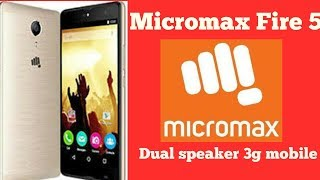 micromax canvas fire 5 q386 review