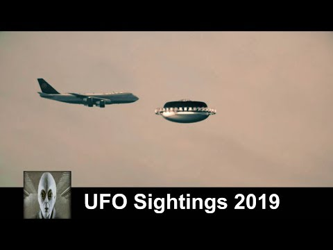 UFO Sightings 2019 November 17th Clear UFO Footage