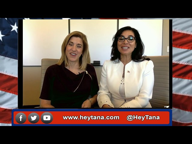 Tana News Network Iowa Supporting Women with Adrienne Foster Nina Roque