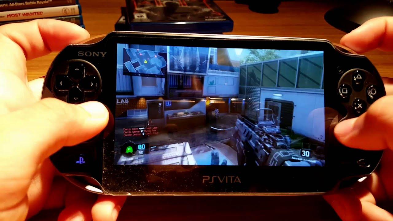 Ps Vita Cod Zombies: Vaya Que Épico! COD BO3 PS VITA