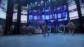 Newsies - Tony Awards 2012