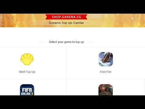 Top Up Diamond Free Fire Murah!Hanya Di Garena Topup Center - YouTube