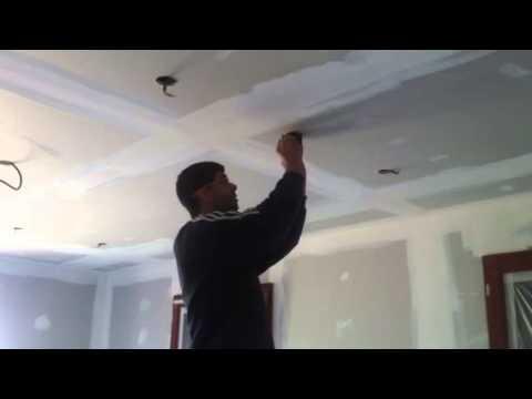 Lectricit rehausse laine de verre pour installation de youtube - Lumiere plafond encastrable ...