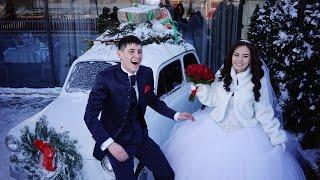 Зимняя свадьба в Казани. Фотосессия Арслана и Сабины.